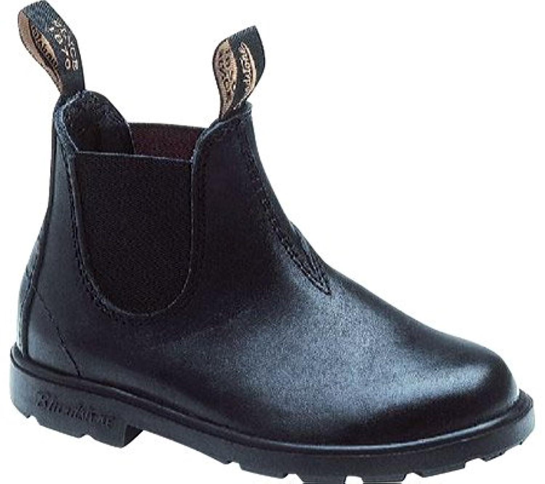 Blundstone Classic, Unisex Kids Chelsea Boots, Black (Black), 2 Child UK (33 EU)