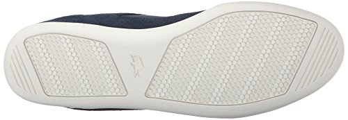 Lacoste Heren Court-minimale Casual Mode Sneaker Marine