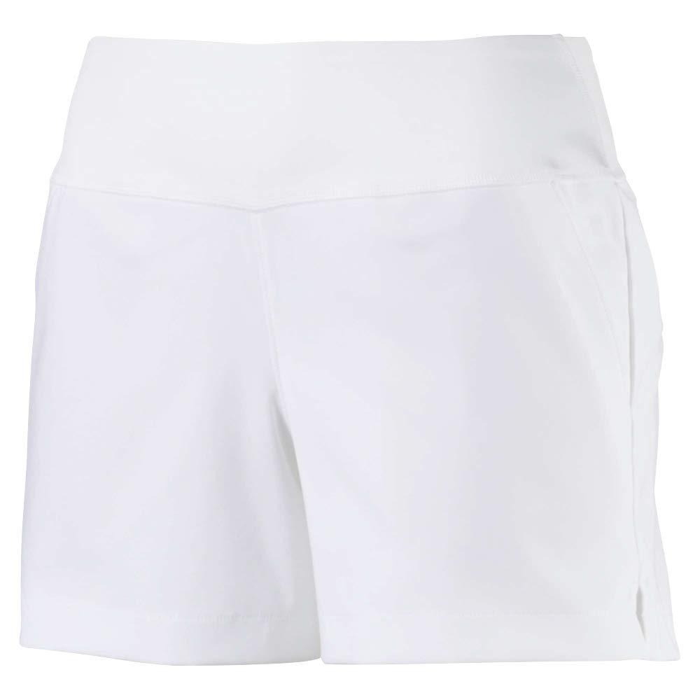 Puma Golf Women's 2019 Pwrshape Short, Bright White, XX-Large by PUMA