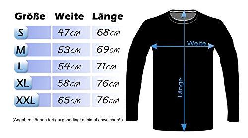 """Nukular Langarm T-Shirt """"Joghurt im Rucksack"""" im Yoda-Style, also bitte nicht schubsen..."""