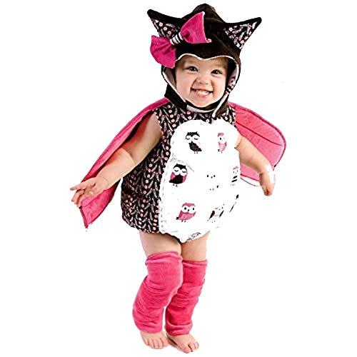 Infant Emily the Owl Toddler Costume -