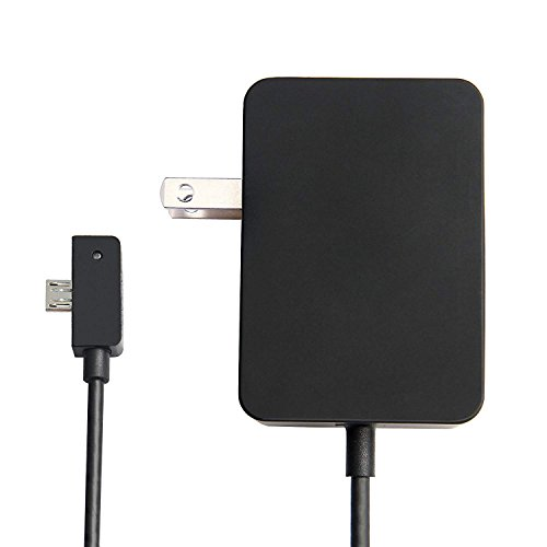 Surface 3 Charger 13W 5.2V 2.5A AC Power Adapter Charger Cord Replacement for Microsoft Surface 3, Model 1623 1624 1645 Tablet with USB Charging Port 4.9Ft Cable-1.5m by AC Doctor INC (Image #6)