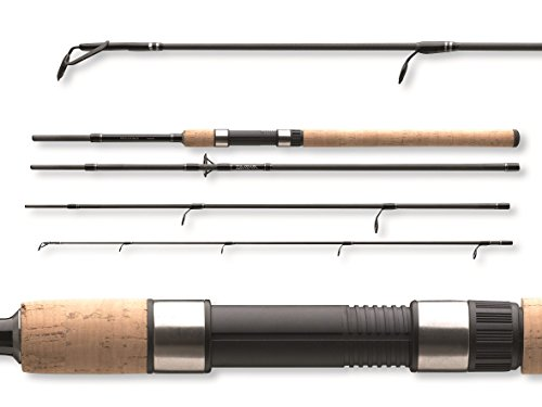 Daiwa Megaforce Travel Spin, 2.70m/8,86ft 15-50g/0,53-1,76oz, 4 parts - Travel Spinning rod