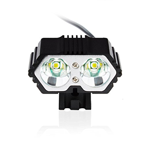 XM-L T6 LED Rechargeable Headlamp Headlight 1000LM Zoomable - 9