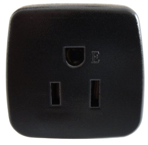Reise-SK - Adaptador de enchufe tipo F o Schuko para Paraguay (protección de contacto, 2200 W): Amazon.es: Iluminación
