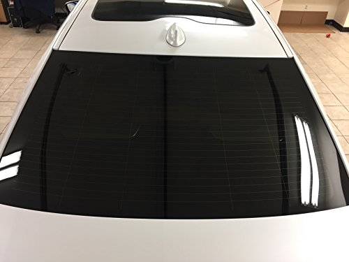 LEXEN Back Windshield Precut Tint ()