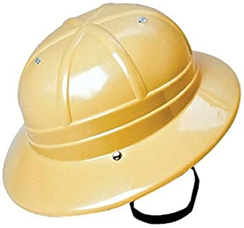 Children s Hard Plastic Safari Pith Helmet  Amazon.co.uk  Baby f27c1720610