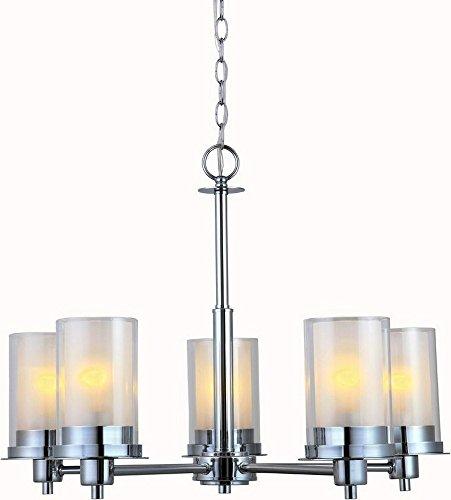 Hardware House 21-9044 Avalon 5-Light Chandelier