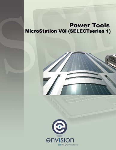 Power Tools - MicroStation V8i (SELECTseries 1)