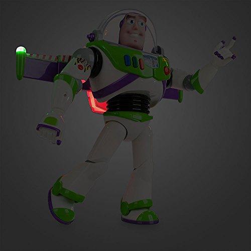 Disney Buzz Lightyear Talking Figure – 12 Inch