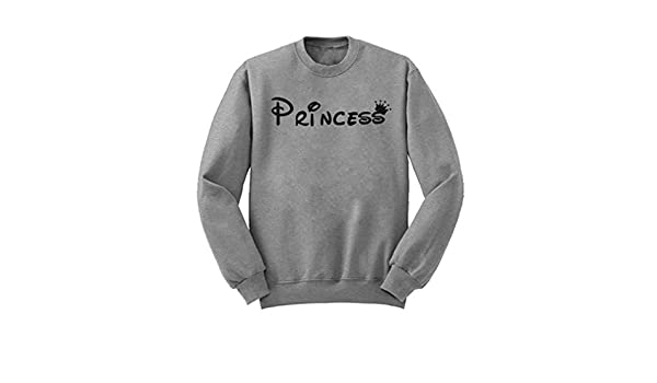 unke moda Sudaderas con capucha Princesa blusa carta imprimir sudadera Jerseys: Amazon.es: Juguetes y juegos