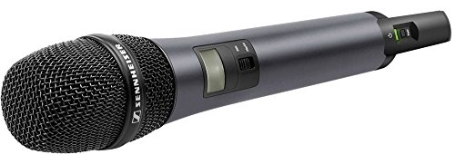 Sennheiser SKM-S D1-NH ew Handheld Transmitter with Mute Switch (Without Capsule) ()
