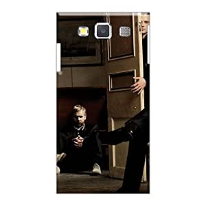 LisaSwinburnson Samsung Galaxy A3 Protector Cell-phone Hard Covers Customized Trendy Franz Ferdinand Band Pictures [dHN15578Avbv]