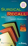 Surgical Recall, Fifth  North American Edition (Recall Series)