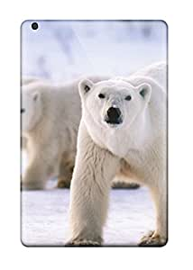 Forever Collectibles Polarbears Hard Snap-on Ipad Mini/mini 2 Case