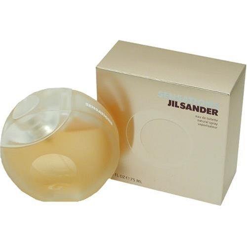 - Sensations By Jil Sander for Women Eau De Toilette Spray, 2.5-Ounce