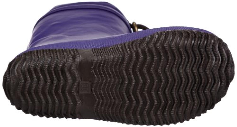 Bisgaard Unisex - Child Gummistiefel mit Wollfutter Rubber Boots Purple Violett (90 purple) Size: 24