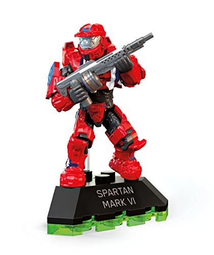 Mega Construx Halo Spartan Mark IV Building Set