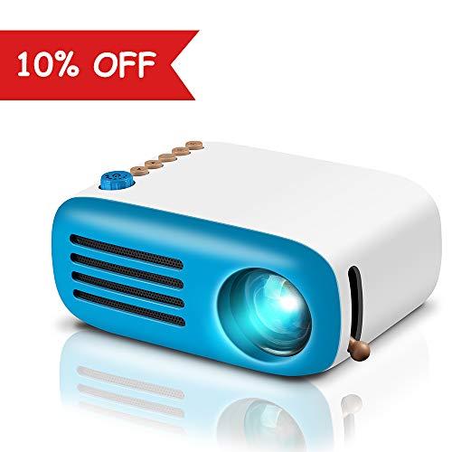 GooDee Mini Projector LED