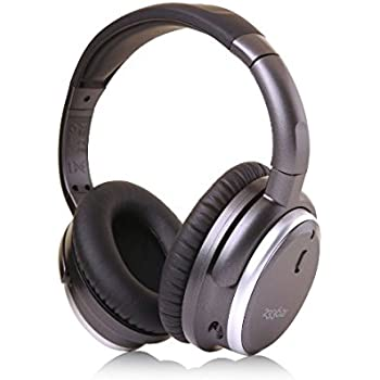 Maxell 196150 Sing Headphones With Built-In Microphone, Black On Amazon