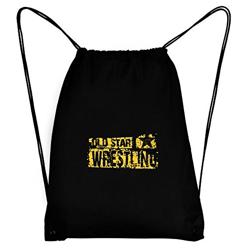 Teeburon OLD STAR Wrestling Sport Bag by Teeburon