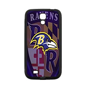 Custom Baltimore Ravens NFL Back Cover Case for SamSung Galaxy S4 I9500 JNS4-637