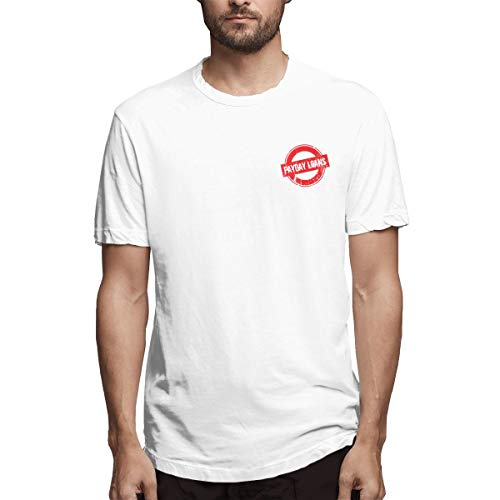 ZL Payday Loans Short-Sleeve T-Shirts White