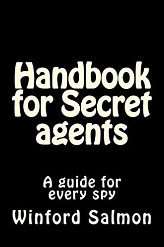 Secret Agents Handbook Electrical Schematic Wiring Diagram