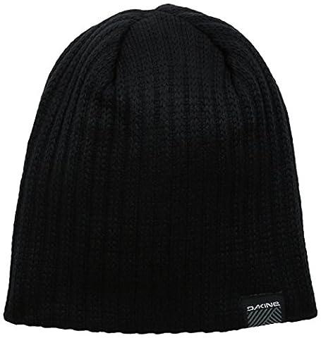 Dakine Men's Vert Rib Beanie, Black, One (Rib Cap)