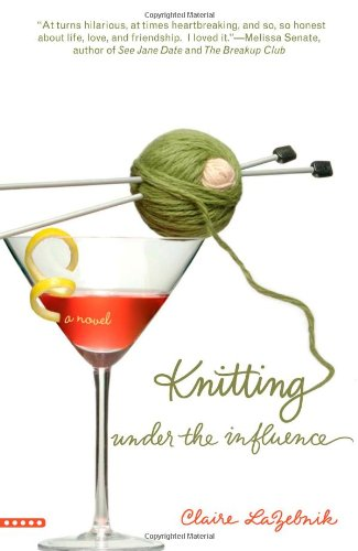 Knitting Under Influence Claire LaZebnik product image