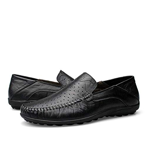 Loafers Mesh Daily 5 Boy's Dimensione Fashion Uk colore Traspirante Qiusa Black xUq71gYw