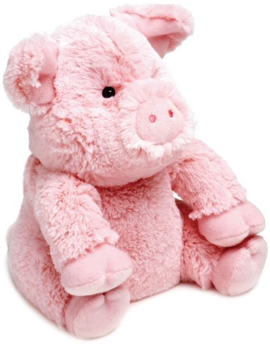 Intelex Cozy Microwaveable Plush, Pig