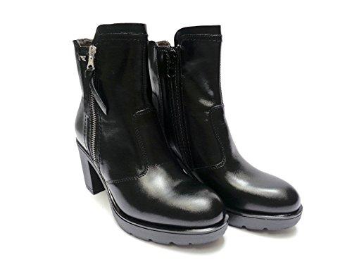 Nero Giardini - Zapatos de vestir de Piel para mujer negro negro 38