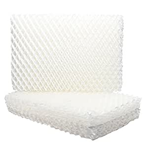 2-Pack Replacement Sears / Kenmore 144531 Humidifier Filter - Compatible Sears / Kenmore HDC12 Air Filter