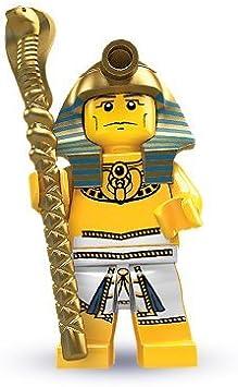 LEGO 8684 Minifigures - Figura Coleccionable: faraón: Amazon.es ...