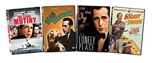 Humphrey Bogart Four-Pack (The Caine Mutiny / Dead Reckoning / In a Lonely Place / Sahara)