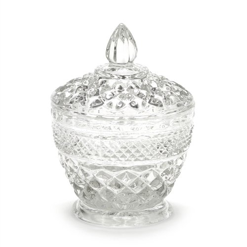 Wexford by Anchor Hocking, Glass Sugar Bowl