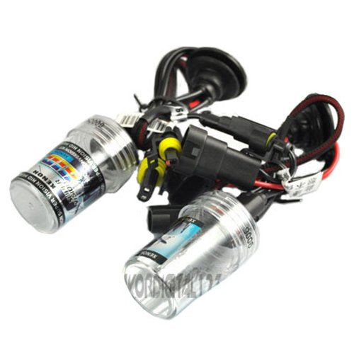 New Car Auto Headlight Lamp Bulbs 9006-8000K HID Xenon Replacement Light Bulbs 35W 12V Low-Xenon Beam Lights by Innovited (Image #7)