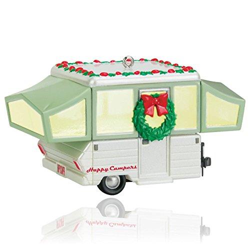 happy campers hallmark ornament - 7