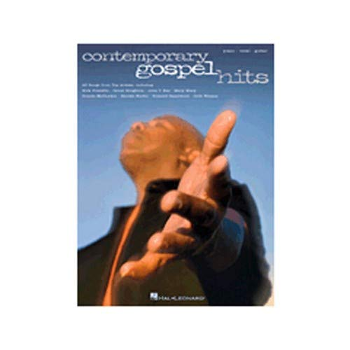 Hal Leonard Contemporary Gospel Hits (P/V/G) from Hal Leonard