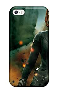 Leslie Hardy Farr's Shop 4997922K80718493 High-quality Durability Case For Iphone 5/5s(the Avengers Black Widow)