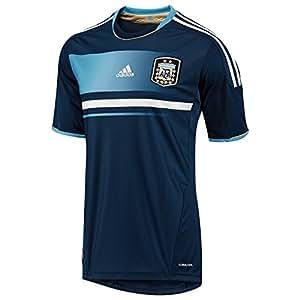 Adidas - ARGENTINA 2ª CAMISETA 12/13 color: NAVY talla: extra-large