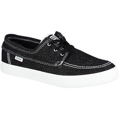 Amazon.com  Converse Unisex Sea Star LS Ox Black White 136733C  Shoes 39e2c38ee