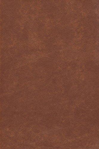Galaxy Heavyweight Vinyl Tablecloth, 52X70 Oblong (Rectangle), Rust [Kitchen] - La Galaxy Colors