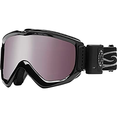Smith Optics SO-KN5 Men's Knowledge Turbo OTG Snow Goggles