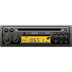 18FM//12AM A2DP 30 Programmable Station Presets Bluetooth Jensen JWM10A AM//FM AUX from Devices APP Ready Wallmount Stereo 4 Channels 6W per CH Receives Bluetooth Audio and Controls AVRCP