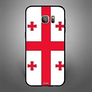 Samsung Galaxy S7 Edge Georgia Flag