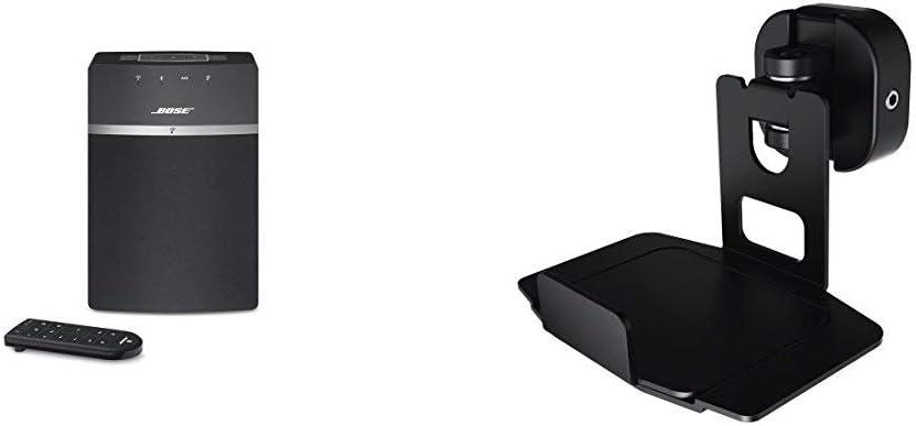 Bose Soundtouch 10 Kabelloses Music System Geeignet Für Alexa Schwarz Hama Wandhalterung Schwarz Audio Hifi
