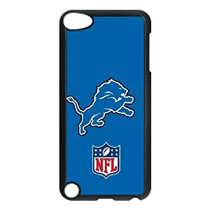Ipod Touch 5 Phone Case Sports NFL Detroit Lions Protective Cell Phone Cases Cover DFZ030867