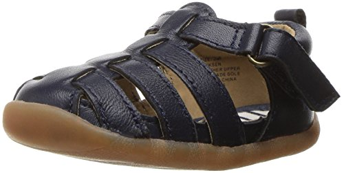 Hanna Andersson Eriksen Toddler Fisherman Sandal, Navy, 3 M US Infant from Hanna Andersson